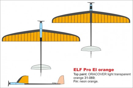elf pro el orange